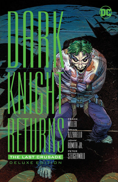 Batman Dark Knight Returns The Last Crusade DLX Edition HC