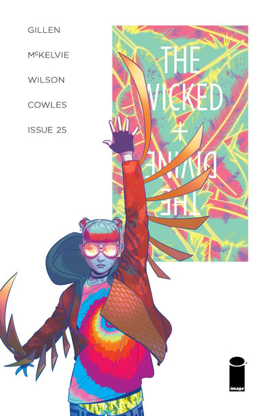 Wicked & Divine (2014) #25