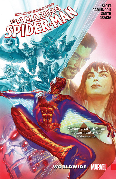 Amazing Spider-Man (2015) TP Vol. 03