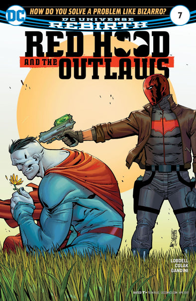 Red Hood and the Outlaws (2016) #07