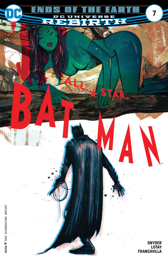 All-Star Batman (2016) #07