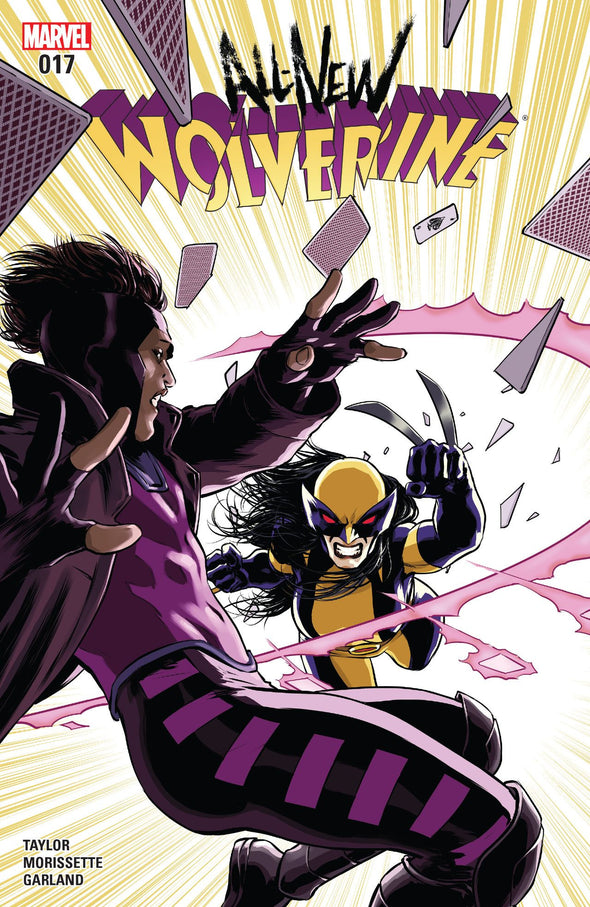 All-New Wolverine (2015) #17