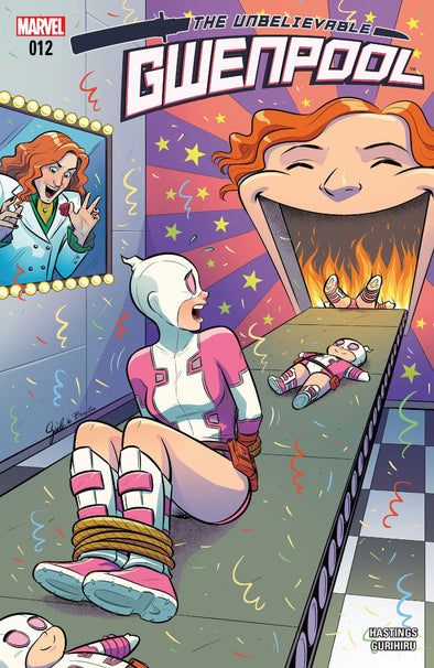 Gwenpool, The Unbelievable (2016) #12