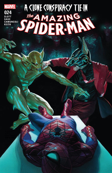 Amazing Spider-Man (2015) #24