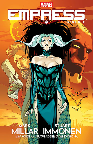 Empress Book One TP