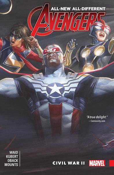 All-New All-Different Avengers (2015) TP Vol. 03