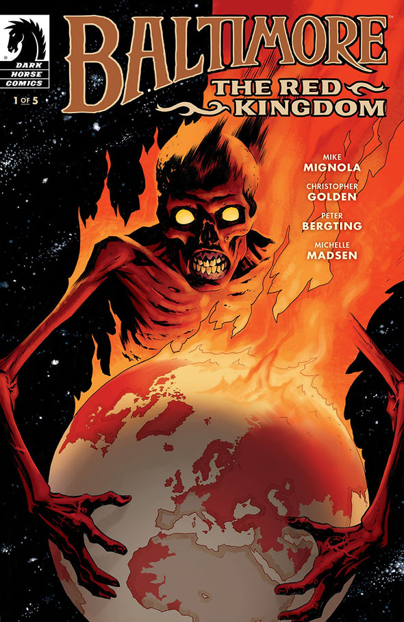 Baltimore: The Red Kingdom #01