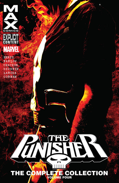 Punisher MAX Complete Collection TP Vol. 04