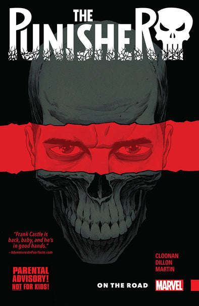 Punisher (2016) TP Vol. 01