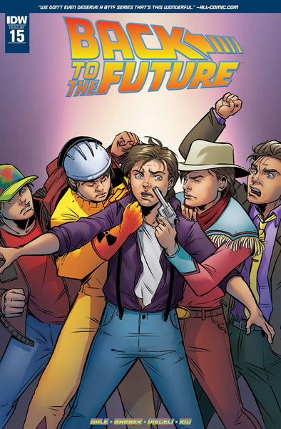 Back to the Future (2015) #15