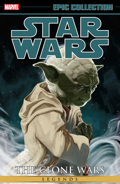 Star Wars Legends Epic Collection: Clone Wars TP Vol. 01