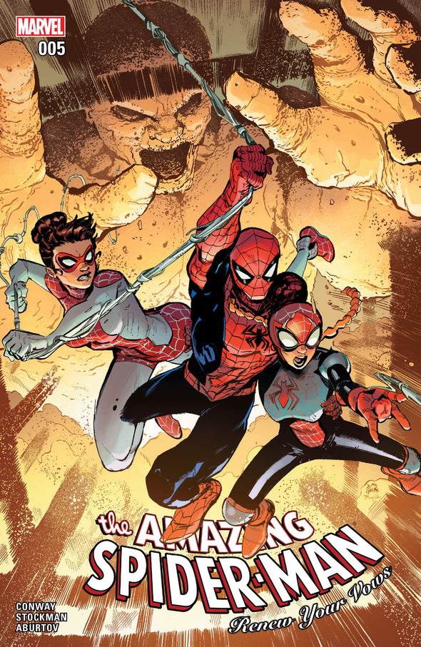 Amazing Spider-Man: Renew Your Vows (2016) #05