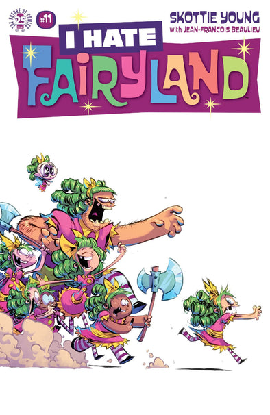 I Hate Fairyland (2015) #11