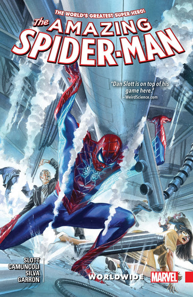 Amazing Spider-Man (2015) TP Vol. 04