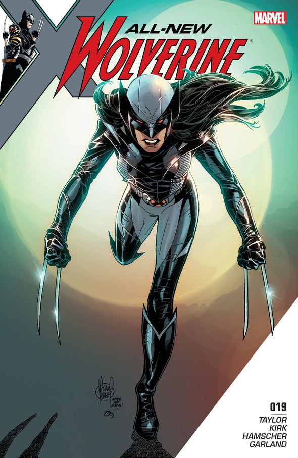 All-New Wolverine (2015) #19