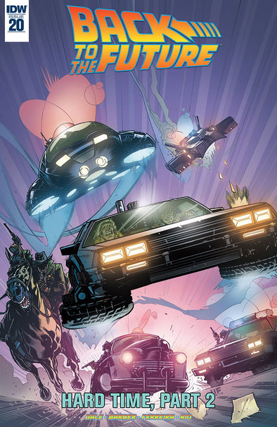 Back to the Future (2015) #20