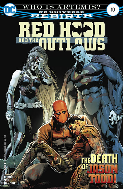 Red Hood and the Outlaws (2016) #10