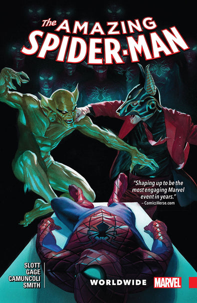 Amazing Spider-Man (2015) TP Vol. 05