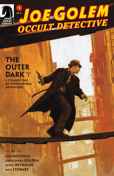 Joe Golem Occult Detective: Outer Dark #01