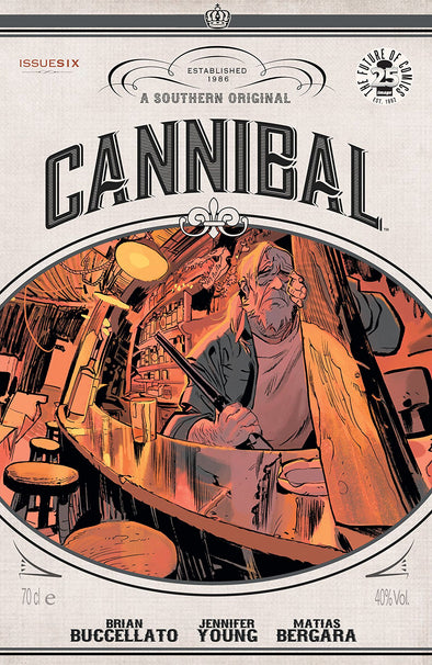 Cannibal (2016) #06