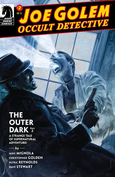Joe Golem Occult Detective: Outer Dark #02