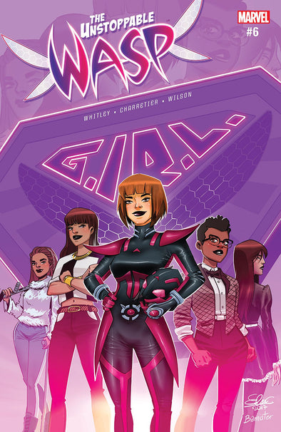 Unstoppable Wasp (2017) #06