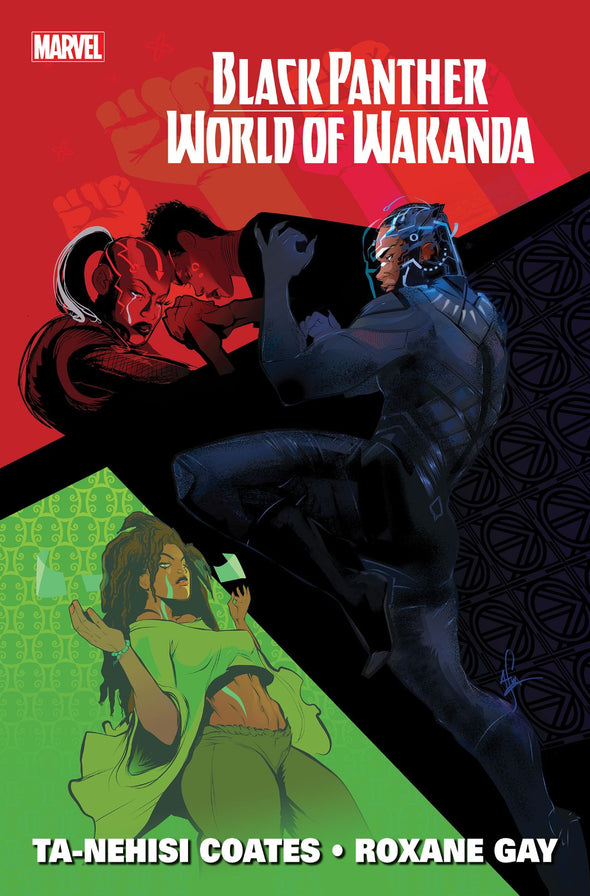 Black Panther World of Wakanda TP Vol. 01