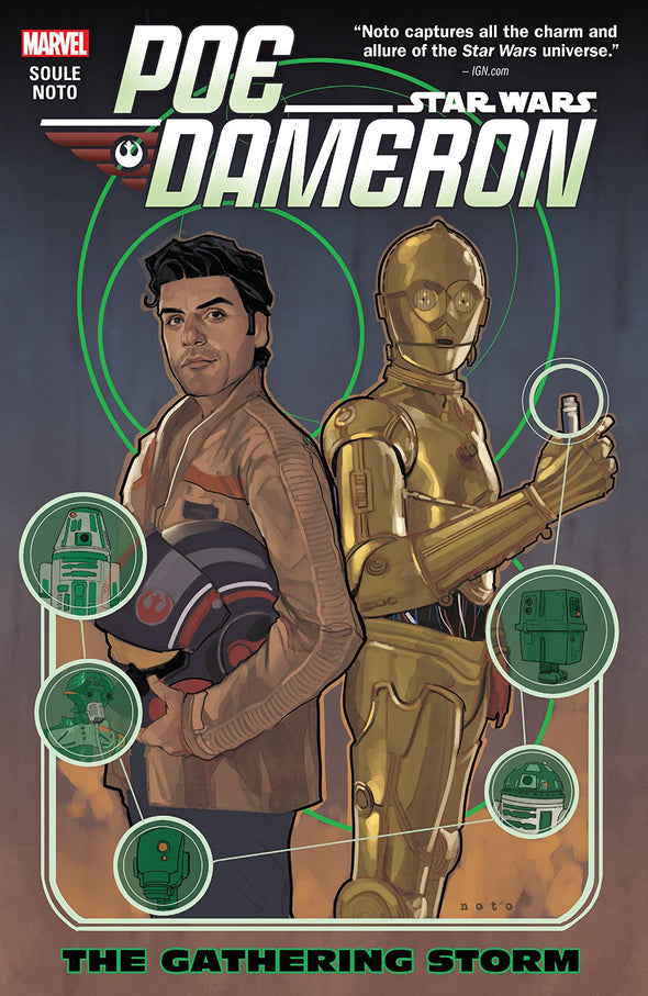 Star Wars: Poe Dameron Vol. 02 TP