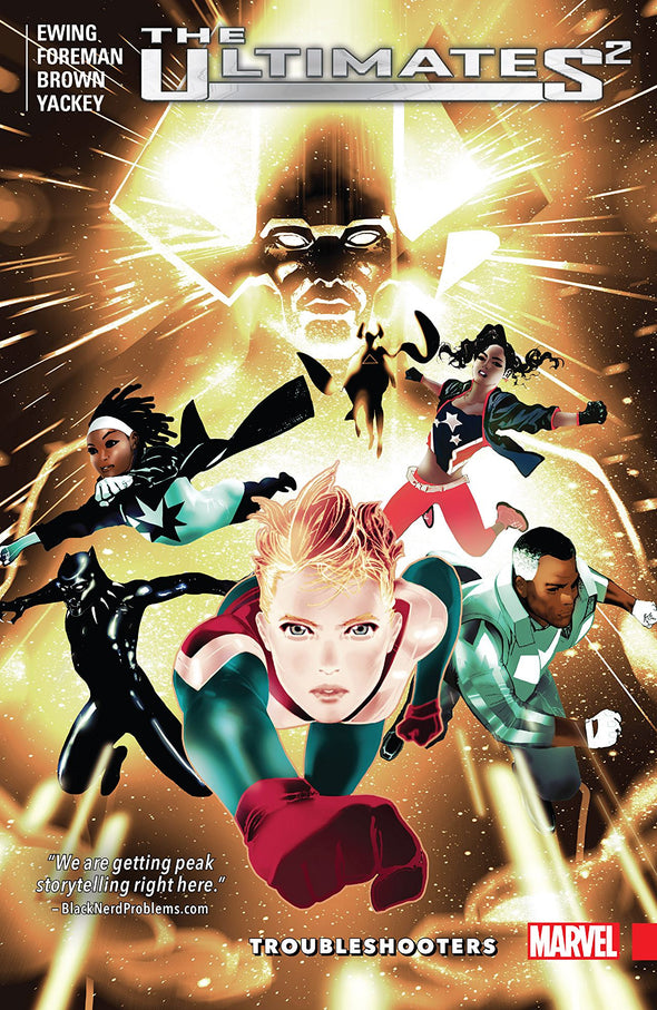 Ultimates 2 (2016) TP Vol. 01: Troubleshooters