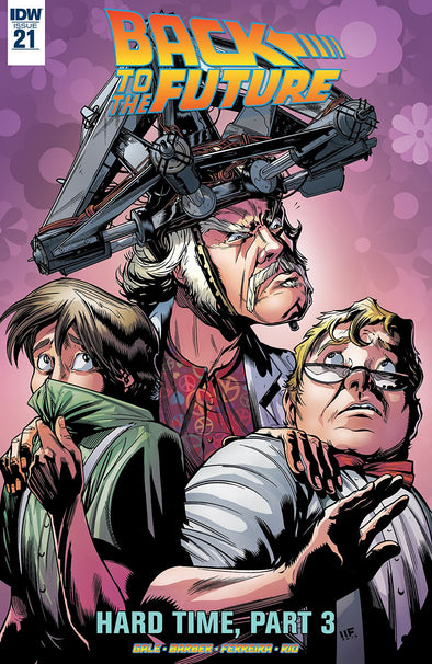 Back to the Future (2015) #21