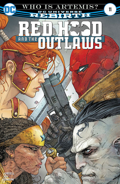 Red Hood and the Outlaws (2016) #11
