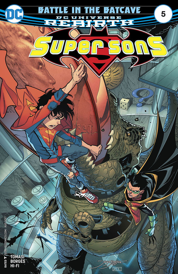 Super Sons (2017) #05