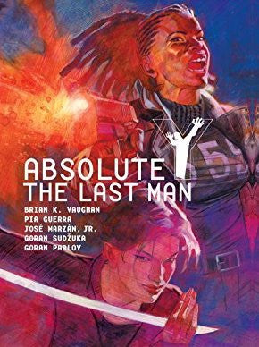 Absolute Y the Last Man HC Vol. 02