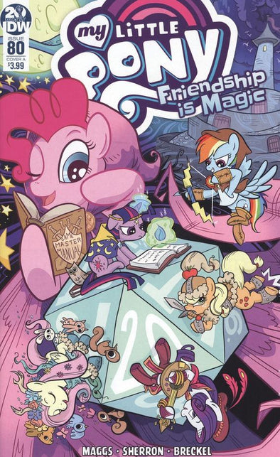 My Little Pony: Friendship is Magic #80