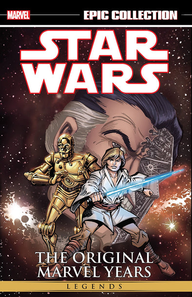 Star Wars Legends Epic Collection: Original Marvel Years TP Vol. 02