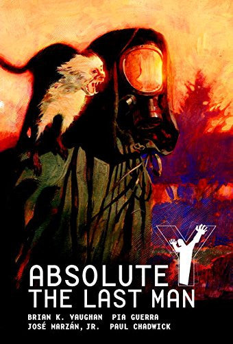 Absolute Y the Last Man HC Vol. 01