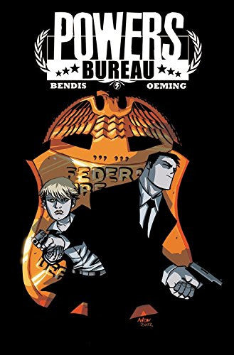 Powers Definitive HC Vol 07: The Bureau Saga