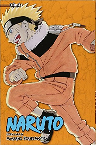 Naruto 3-in-1 TP Vol. 06