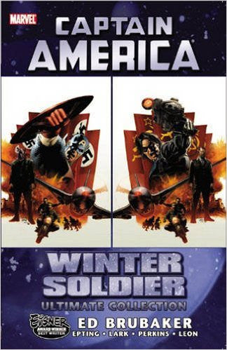 Captain America: Winter Soldier Ultimate Collection TP