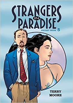 Strangers in Paradise Pocket Book TP Vol. 05