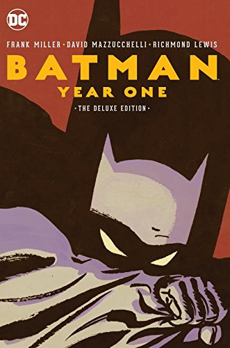 Batman Year One DLX HC