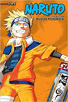 Naruto 3-in-1 TP Vol. 04