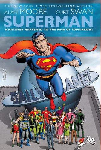 Superman Whatever Happend to the Man of Tomorrow TP
