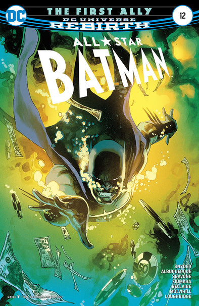 All-Star Batman (2016) #12