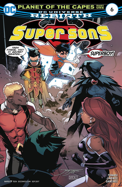 Super Sons (2017) #06