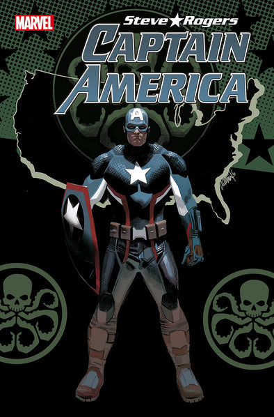 Captain America: Steve Rogers TP Vol. 03: Empire Building