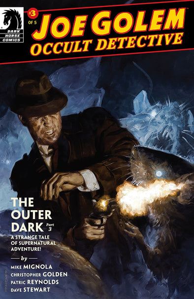 Joe Golem Occult Detective: Outer Dark #03