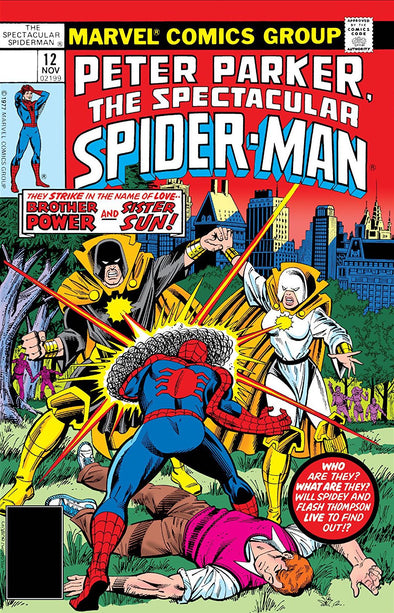 Peter Parker: Spectacular Spider-Man (1976) #012