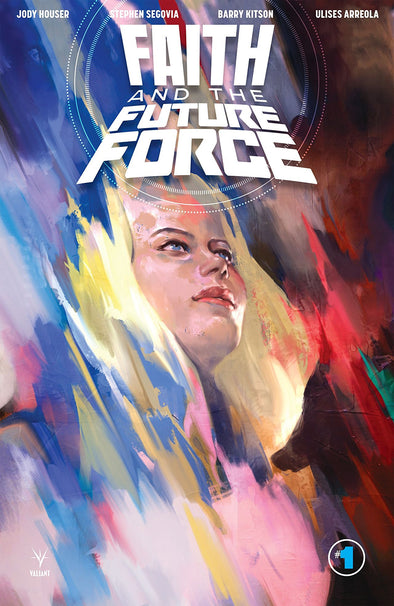 Faith and the Future Force (2017) #01