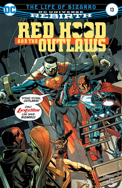 Red Hood and the Outlaws (2016) #13